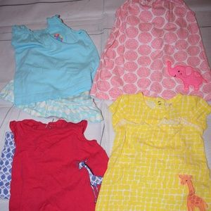 4 Outfit Child of Mine by Carter's Bundle